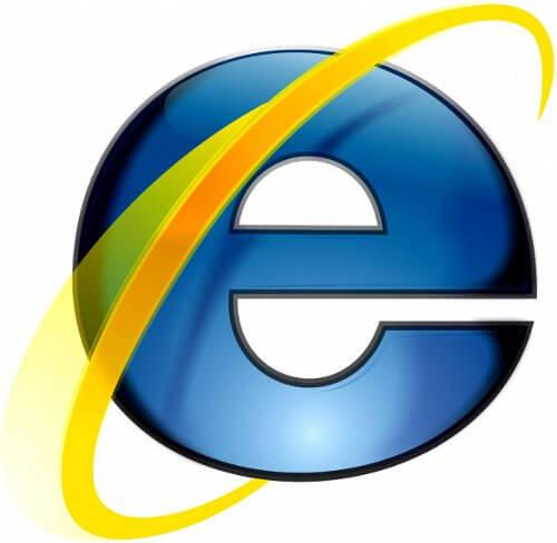 Internet Explorer vo windows 10